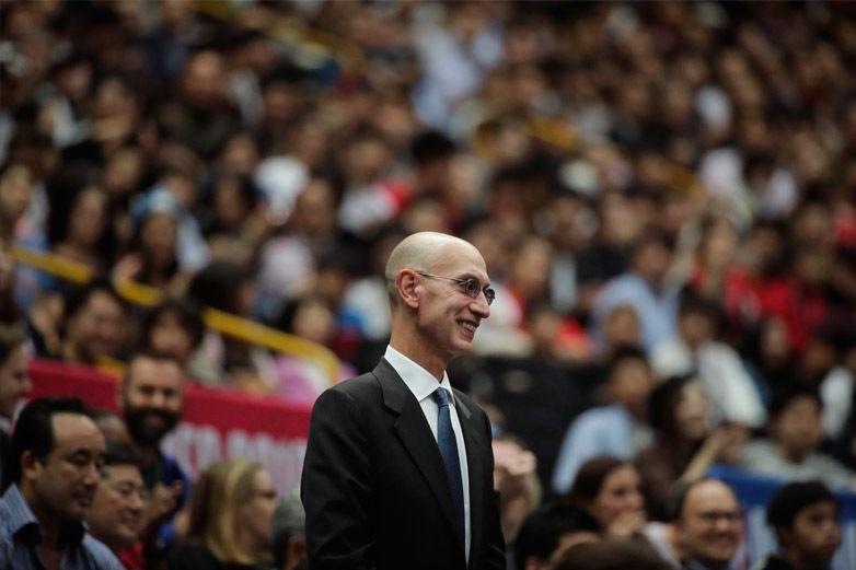 NBA recortará salarios a altos ejecutivos