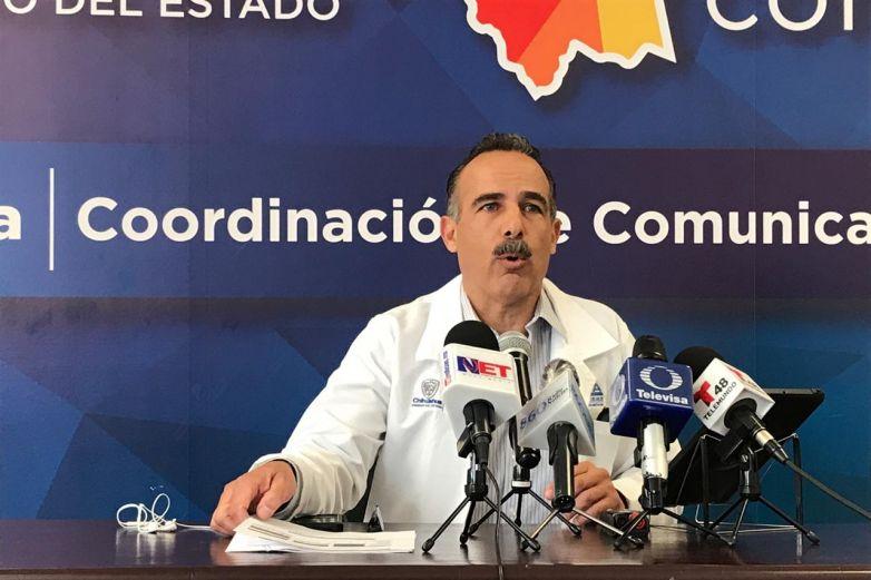 Dan de alta a primer paciente con Covid-19 en Juárez