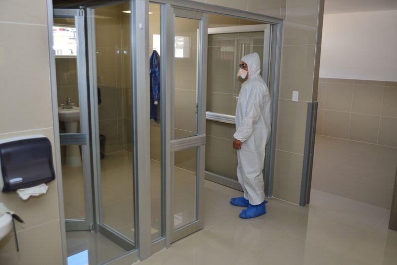 Aumentan pacientes intubados por Covid en el estado