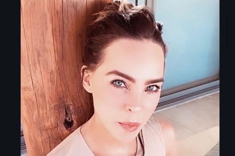 'Coronavirus no es una broma', Belinda revela que su tío podría estar contagiado
