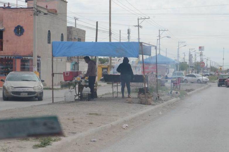 'Pega' coronavirus a mercados de 'segundas'