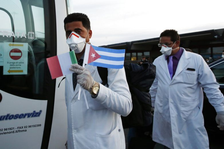 Suman 1.5 millones de contagiados por Covid-19 en el mundo
