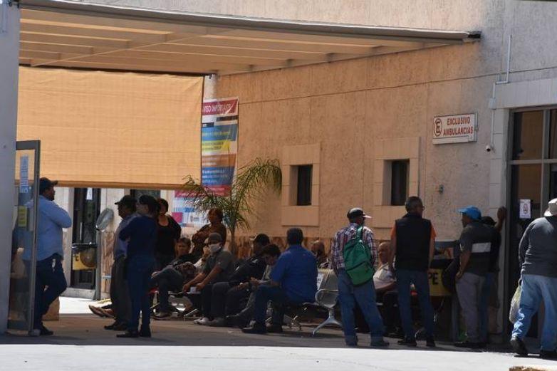 Modifican ingreso a consultas en hospitales en Chihuahua