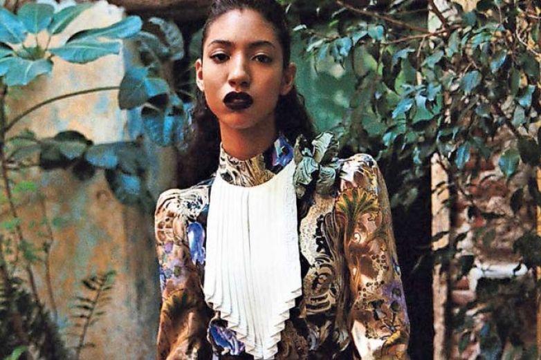 Juarense aparece en portada de Vogue México