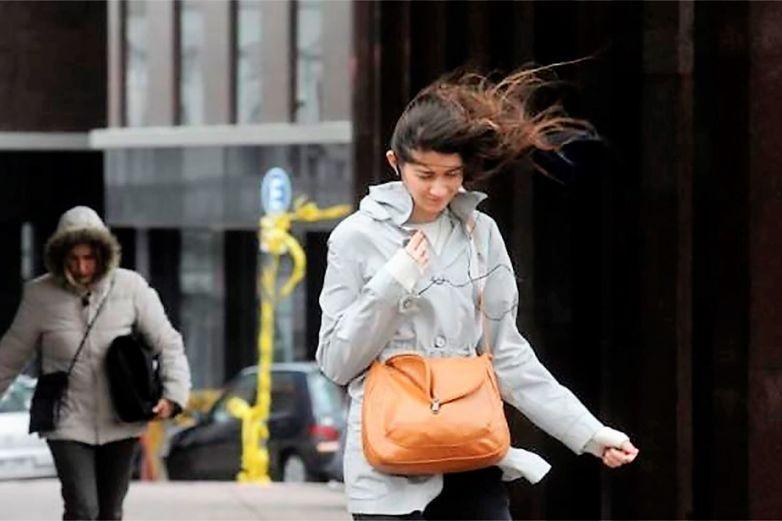 Pronostican fin de semana con vientos en el estado