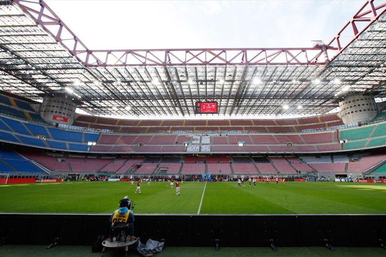 Clubes de Italia acuerdan reducción del salario de un tercio