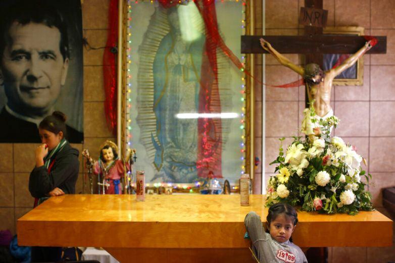Grupos católicos agobiados por virus y políticas de Trump