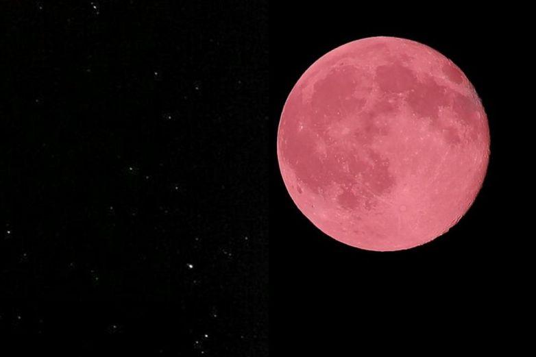 Luna Rosa: ritual para realizar durante el eclipse lunar