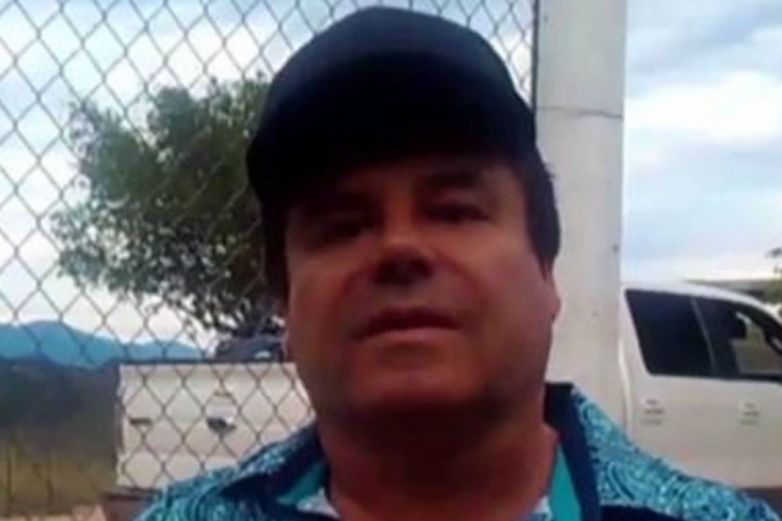 Nace la nieta del 'Chapo' Guzmán y viralizan foto