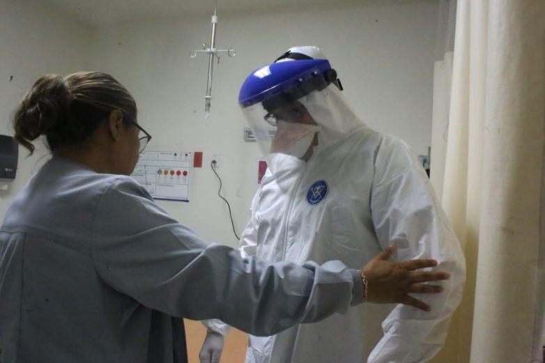 Acumula Juárez 7 mil 207 casos de coronavirus