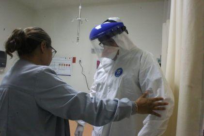 Se recuperan 4 médicos diagnosticados con Covid-19