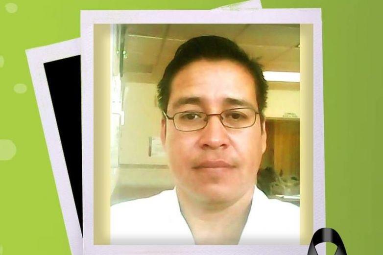 Confirman muerte de enfermero del Hospital General por Covid-19