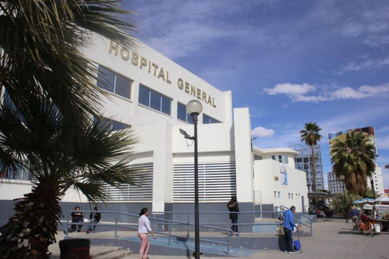 Al tope hospitales Covid en Juárez