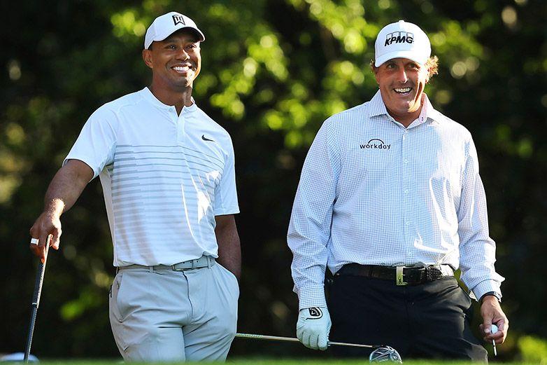 Exhibición de Tiger Woods atrae a casi 6 millones de espectadores