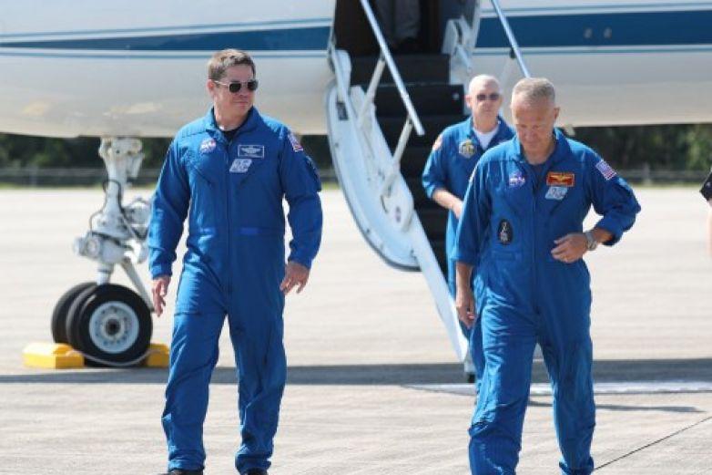 SpaceX está lista para enviar astronautas al espacio por primera vez