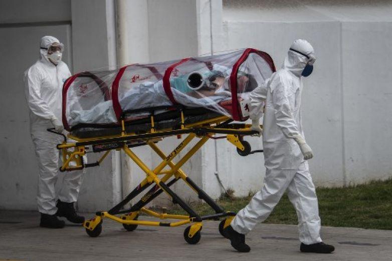 Cifra récord de muertos por Covid-19 es por ajuste en registros: AMLO
