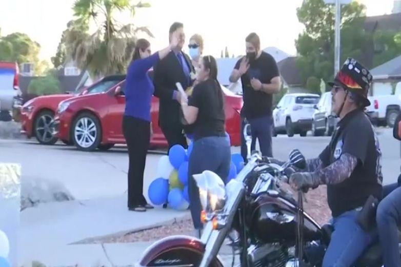 Bebé sobreviviente de tiroteo en El Paso celebra su primer cumpleaños