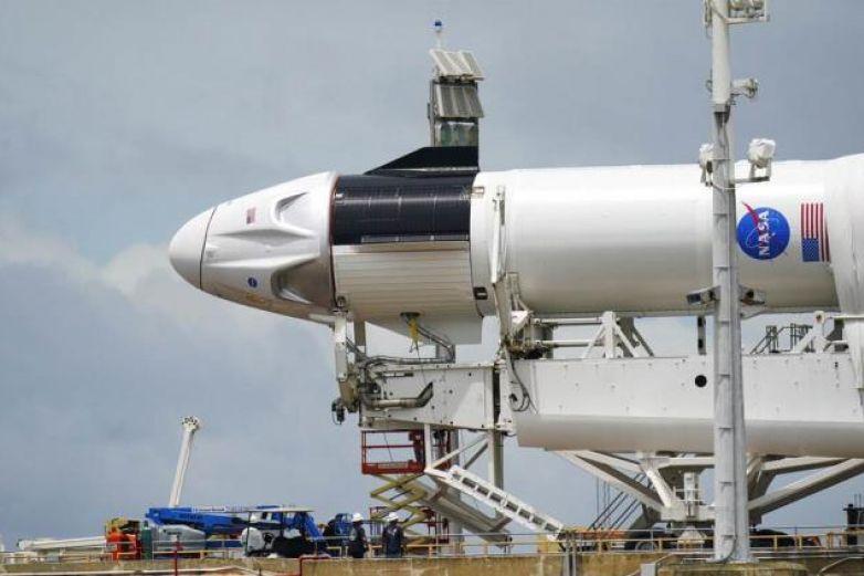 Avanza segundo intento del lanzamiento de SpaceX y la NASA