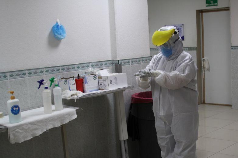 Acumula Juárez 7 mil 543 casos de coronavirus
