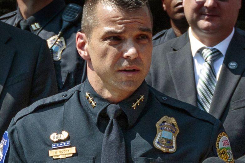 Muerte de Floyd 'injustificable', dicen jefes policiales