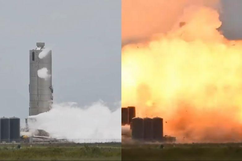 cohete Space X Raptor