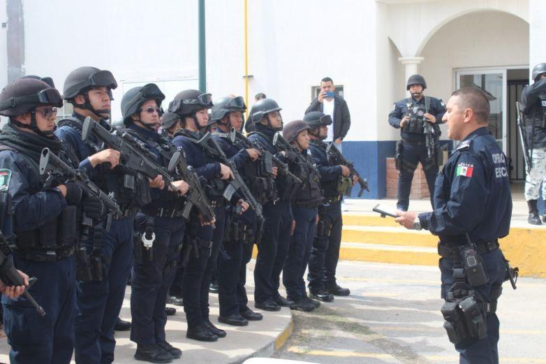Realizan rotación de mandos policiacos en Chihuahua