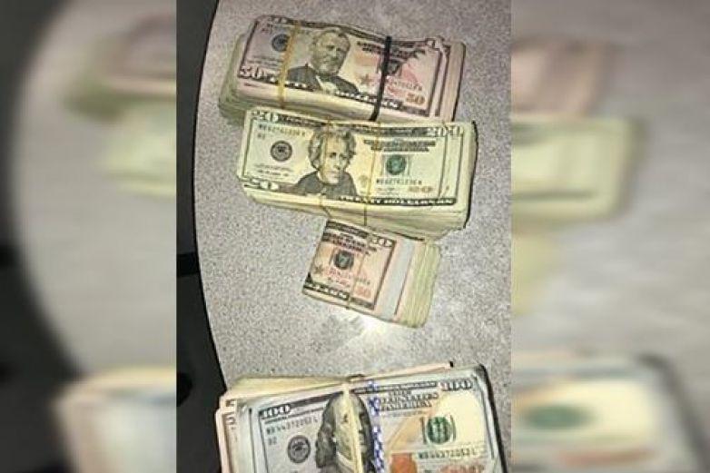 Detienen a jóvenes con droga y 36 mil dólares en Las Cruces