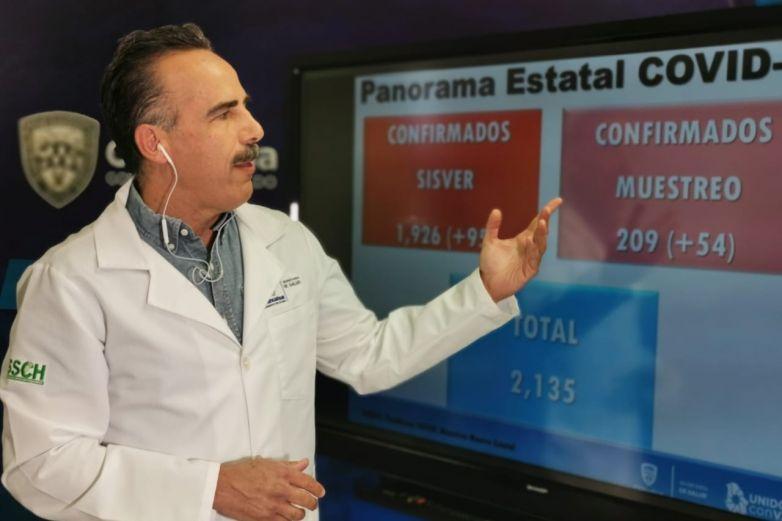 Se registran 65 nuevos casos de coronavirus en Juárez