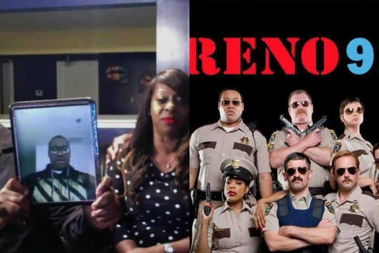 Elenco de 'Reno 911' donará 10 md a familia de George Floyd