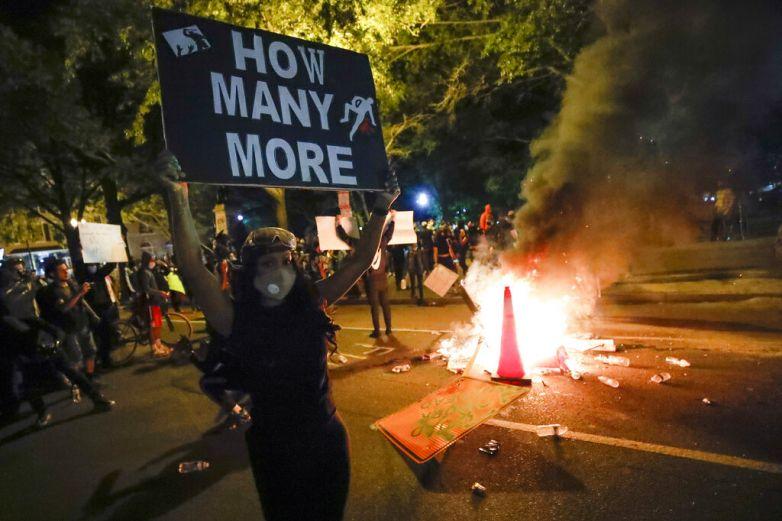 Manifestaciones vs abuso policial sacuden a EU