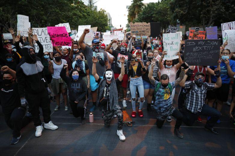 Prevén repunte contagios por protestas masivas