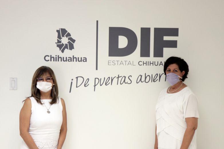 Es Teresita Fuentes Vélez nueva directora general del DIF Estatal