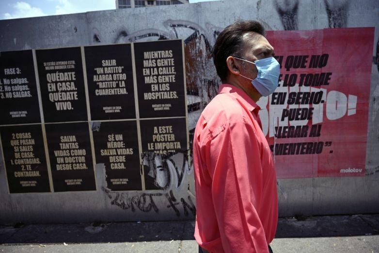 Suma México 10 mil 637 muertes por Covid