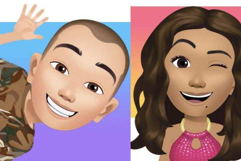 Crea tu avatar de Facebook idéntico a ti