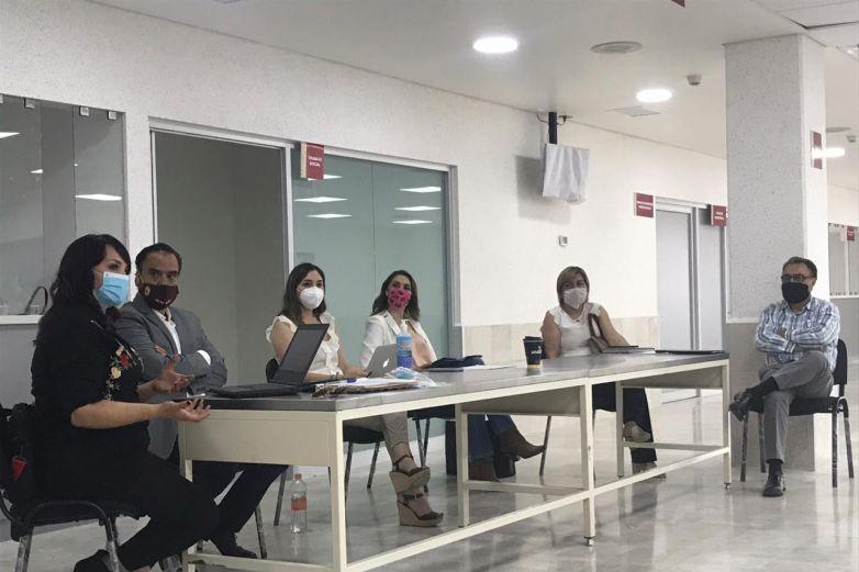 Abren clínica del Issste para atender pacientes Covid en Delicias
