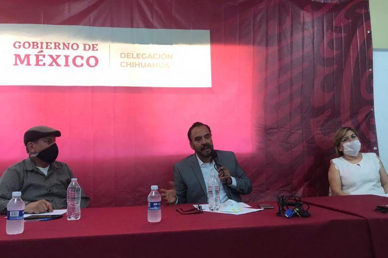 Presenta Loera informe sobre programas de Bienestar en Chihuahua