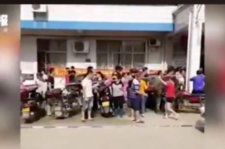 Más de 40 heridos por ataque en escuela de China