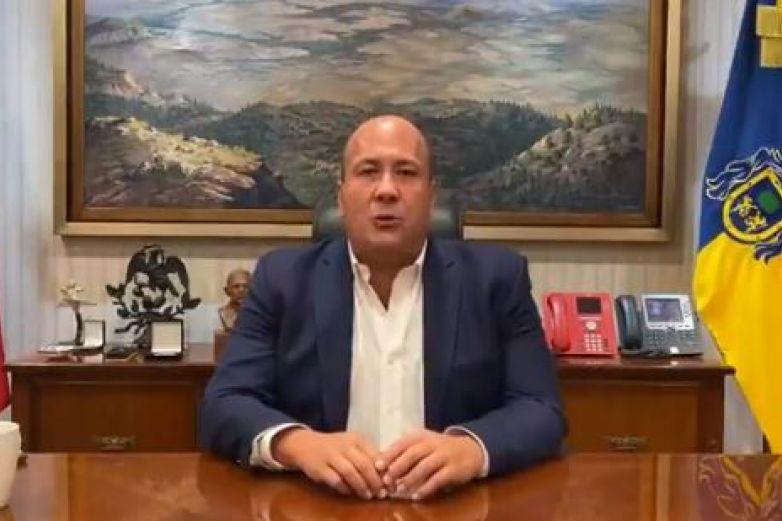 Gobernador de Jalisco mostrará pruebas de infiltrados vs AMLO