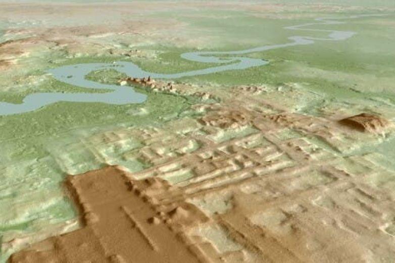 Hallan en Tabasco la estructura maya más antigua