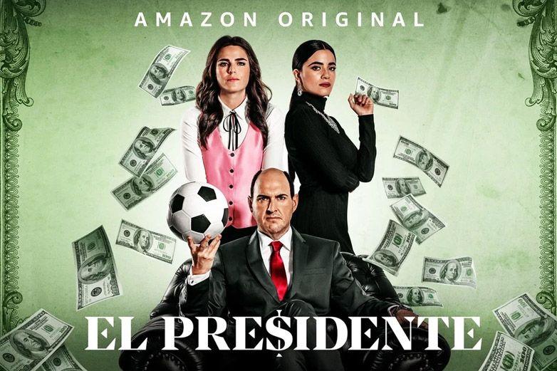 La 'mafia' de la FIFA es representada en serie de Amazon