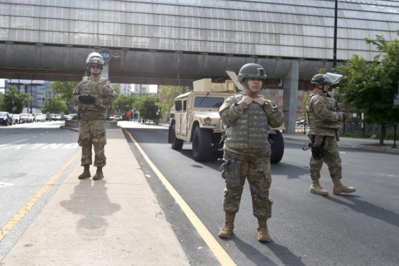 El Pentágono 'choca' con Trump y rechaza uso de tropas en protestas