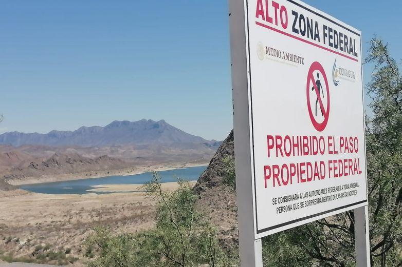Convocan a agricultores fronterizos a defender el agua de El Granero