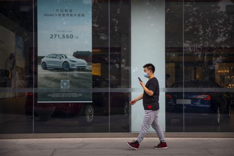 Cae venta de autos a su peor nivel en 25 años