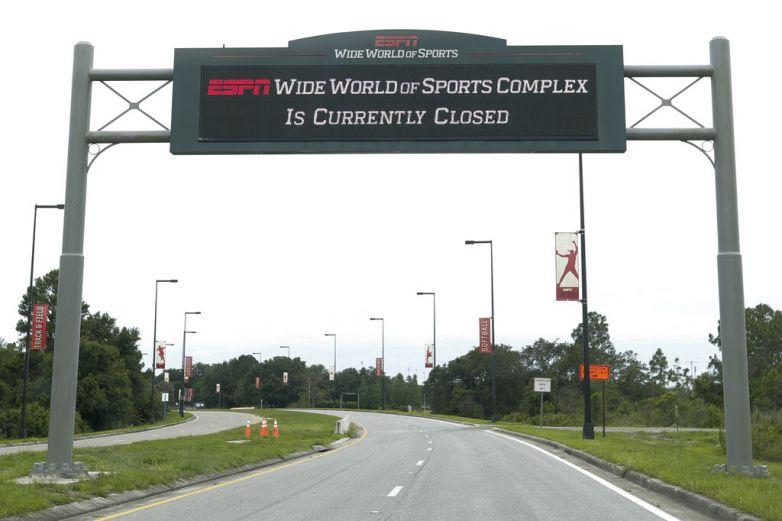 La NBA pone a prueba su burbuja en Disney
