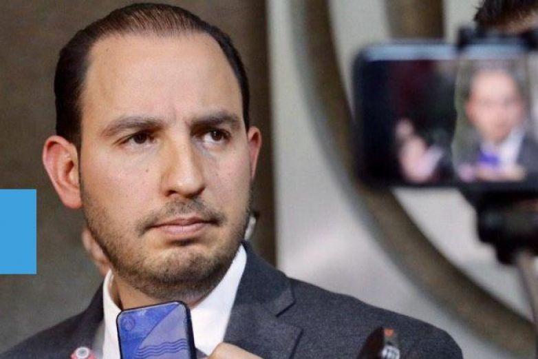 Líder nacional del PAN, Marko Cortés da positivo por Covid