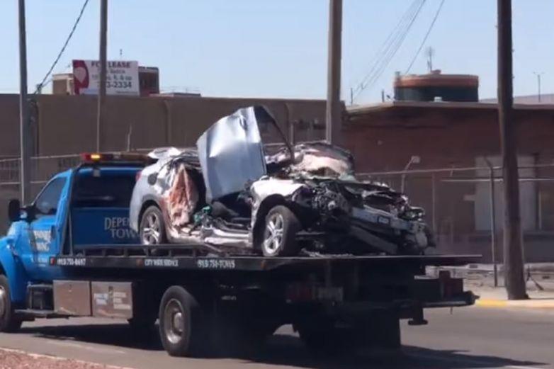 Mueren 41 personas en accidentes viales en El Paso
