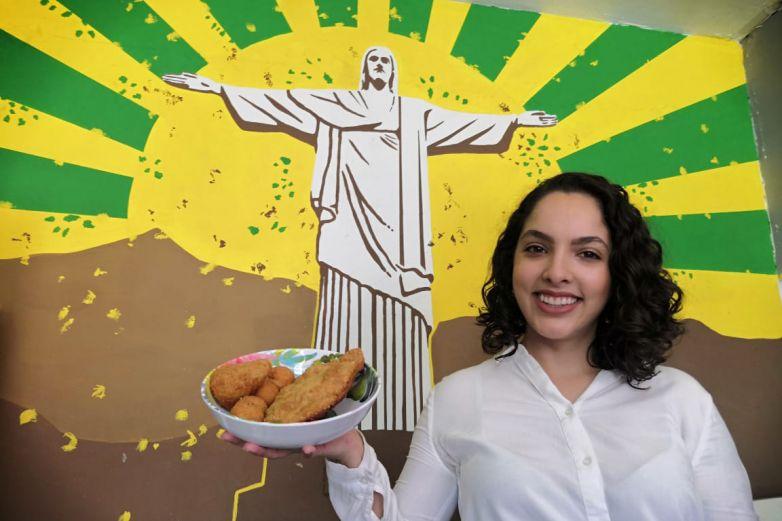 De Brasil para Juárez, el sabor de la comida carioca