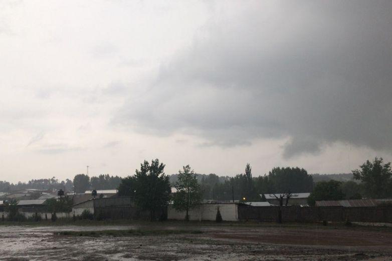 Alertan por lluvias, granizo  y tolvaneras en el estado