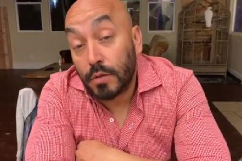 '¡Salud!' Captan a Lupillo Rivera 'borracho'