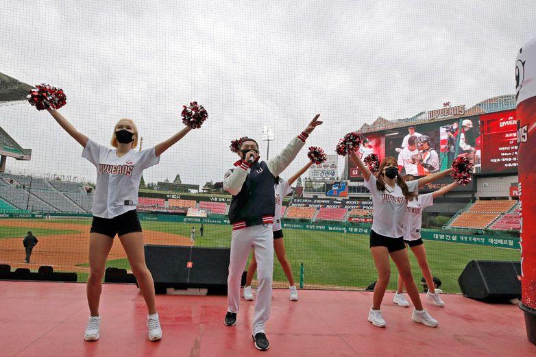 Beisbol surcoreano permitirá fanáticos